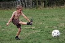 Fotbal a moje rodina.