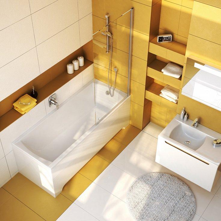 Koupelna nemusí být jen čistě užitkovou místností
