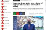 Světová média zaznamenala Prymulovu blamáž. Wiadomosci.pl