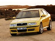 Škoda Octavia RS.