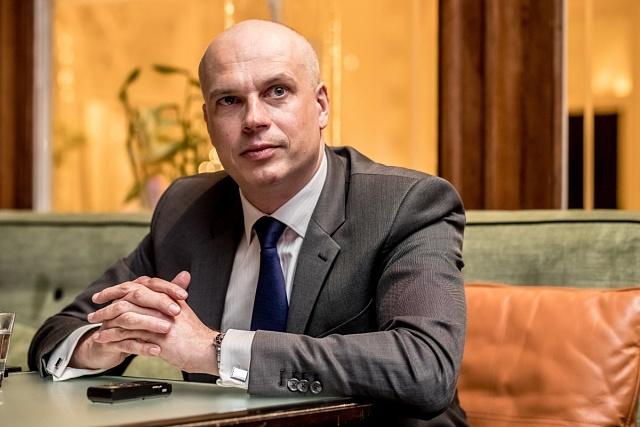 Tomáš Rychlý, soudce Nejvyššího správního soudu vBrně, poskytl rozhovor Deníku.