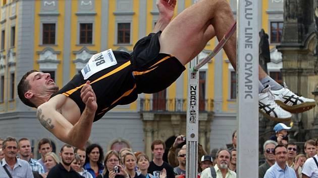 Jaroslav Bába opět vyhrál Hanáckou laťku.