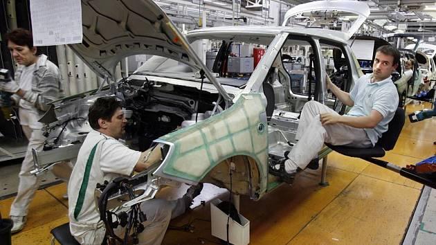 Podle Sdružení automobilového průmyslu (SAP) mohou tuzemští výrobci aut kvůli otřesům na finančních trzích propustit letos a začátkem roku více než 10 tisíc lidí.