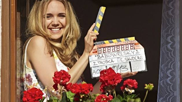Lucie Vondráčková s poslední klapkou Babovřesk 2