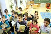 děti na základní škole