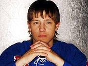 Alexej Čerepanov v dresu newyorských Rangers.