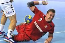 Hvězdný Filip Jícha proti Srbsku.