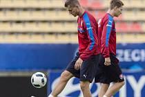 Tomáš Necid a Milan Škoda