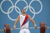 Jiří Orság překonal na olympijských hrách v Londýně český rekord.