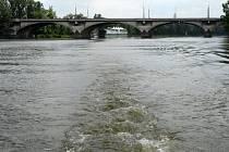 Libeňský most v Praze. Ilustrační foto