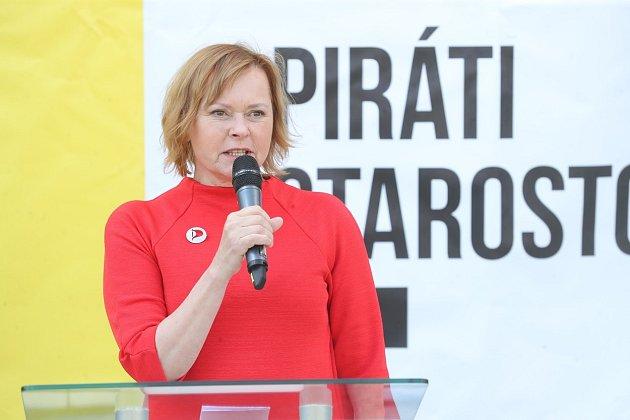Dana Balcarová (PirStan, Piráti)