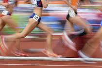 Etiopská běžkyně Letesenbet Gideyová vylepšila o více než sekundu světový rekord v půlmaratonu.