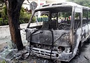 Útok v Damašku