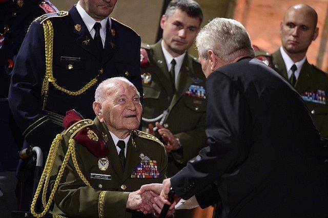 Jaroslav Klemeš, hrdina druhé světové války