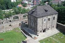 Chebský hrad - kaple