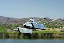 Létající vozidlo Kitty Hawk