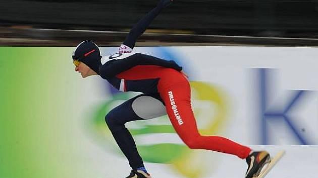 Martina Sáblíková na mistrovství Evropy potvrdila svoje kvality.