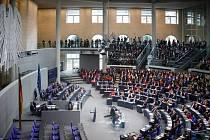 Německý spolkový parlament (Bundestag)