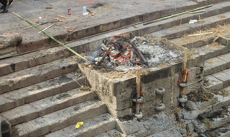 Pashupati Nath pohřebiště