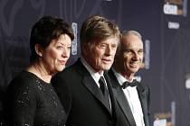 Robert Redford na slavnostním předávání cen César