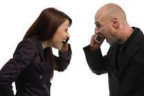 Pracovní hádka. Ilustrační foto.