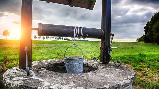 Studna - Ilustrační foto