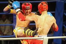 Thajský box - ilustrační foto.