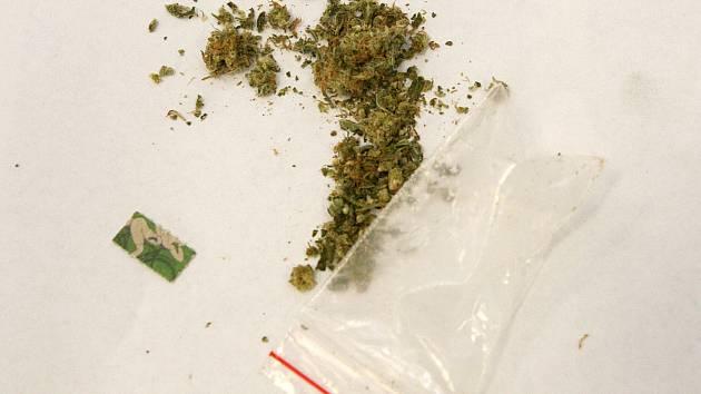 Marihuana - Ilustrační foto