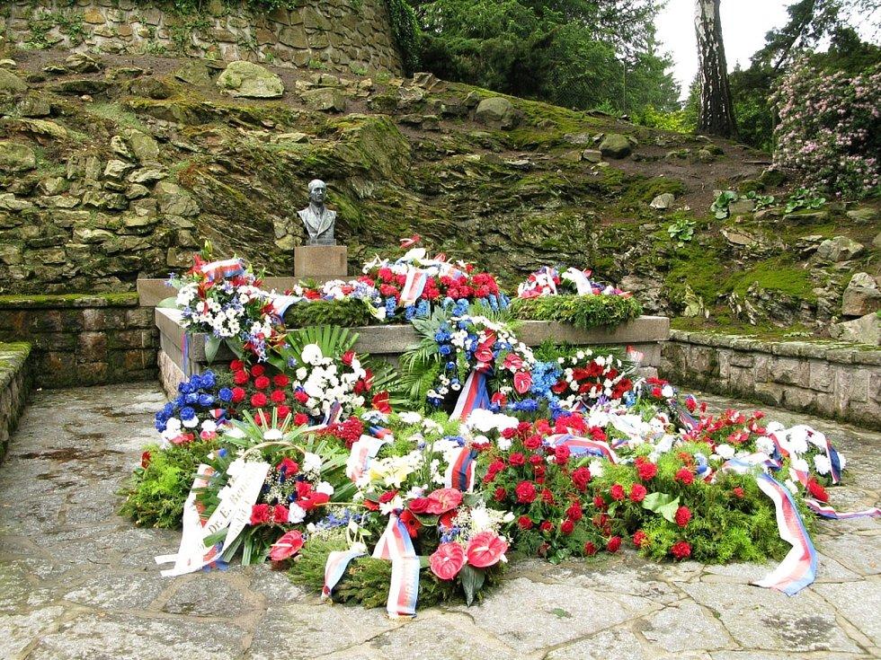 Hrob Edvarda Beneše