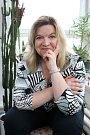 Spisovatelka Iva Pekárková