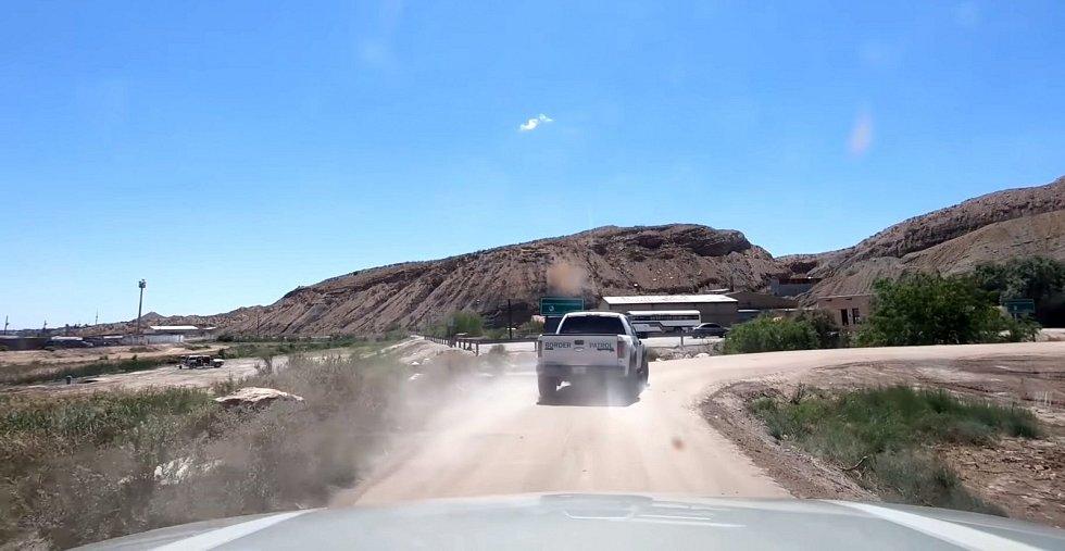 Texaská pohraniční hlídka