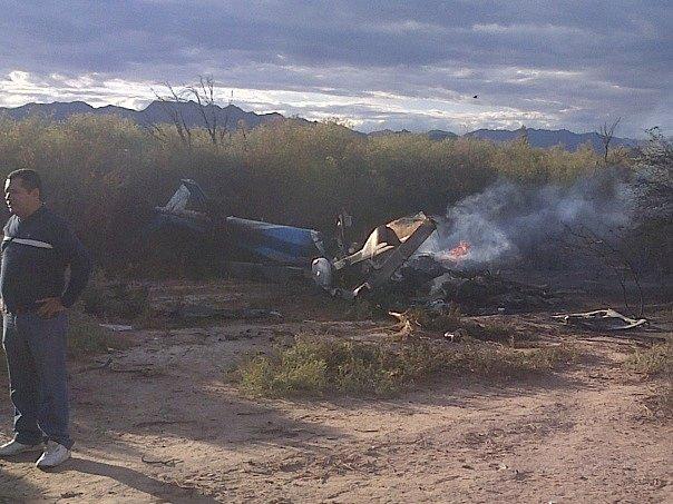 Při nehodě helikoptér zemřelo v Argentině deset lidí.