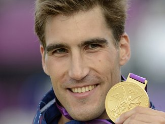 Moderní pětibojař David Svoboda získal olympijské zlato.