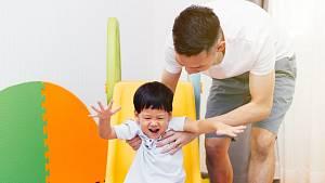 Děti a cvičení