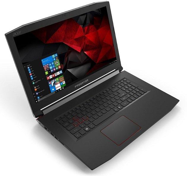 Herní notebook Acer Predator Helios 300.
