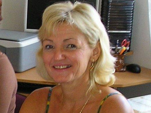 Hana Brázdilová.