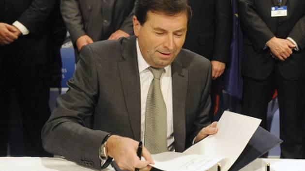 Skupina ČKD Group mění vedení. Ve funkci předsedy představenstva a generálního ředitele skupiny skončil po devíti letech Jan Musil.