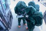 Rozšíření koronaviru po celém světě si vyžádalo přísná opatření.