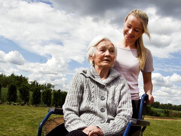 Ludmila Jurkovičová je žena s velkým srdcem a nekonečnou touhou pomáhat druhým.