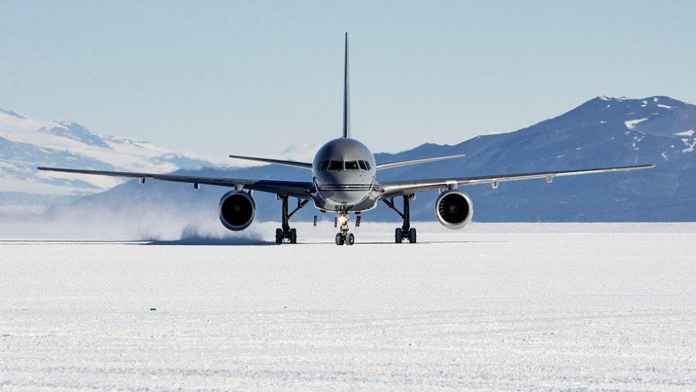 Letecká základna McMurdo, Antarktida