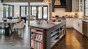 luxusní kuchyně Bay Cabinetry & Design Studio