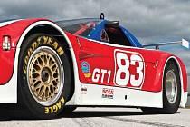 Závodní vůz Paula Newmana