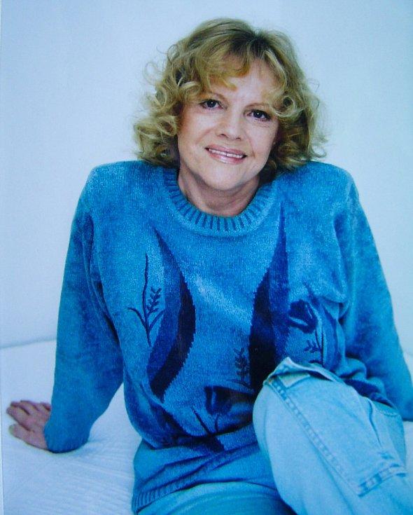 Eva Pilarová v devadesátých letech
