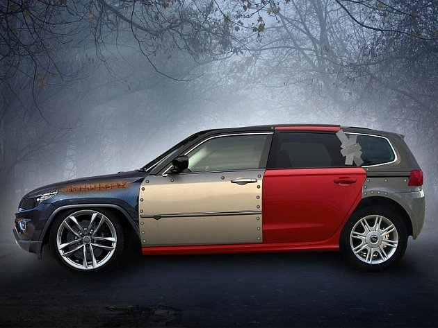 Společnost Warranty Direct sestavila virtuální nejporuchovější auto na světě.