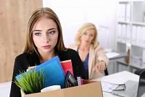 Vztahy na pracovišti a ztráta zaměstnání. Ilustrační snímek.