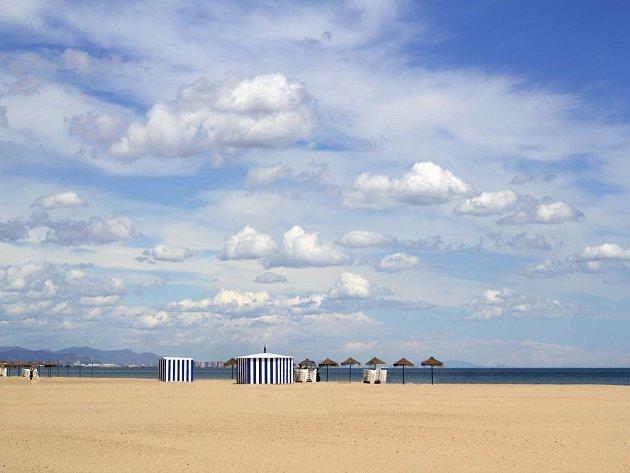 Valencie, plážLas Arenas