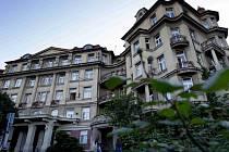 Ústav péče o matku a dítě v pražském Podolí