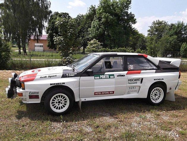 Audi A2 quattro.