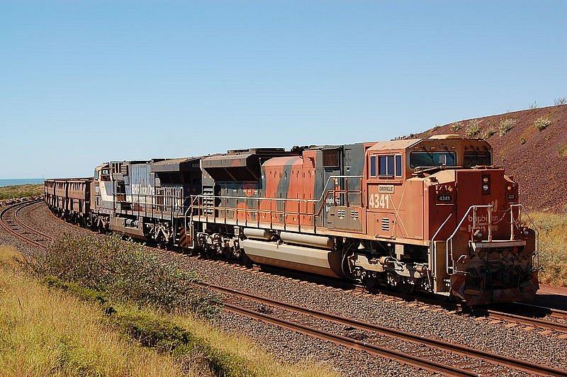 Těžba nerostných surovin je základ bohatství Austrálie