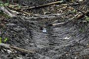 Těžařské stroje páchají škody i na půdě